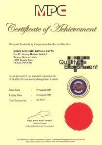 sijil 5s edit